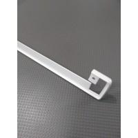 Стикова планка для стільниці EGGER пряма колір RAL9003
